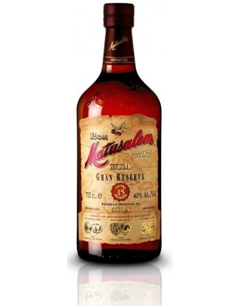 Matusalem Gran Reserva 15 Year Rum