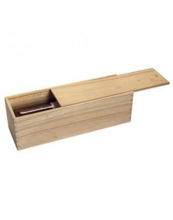 1 bottle Wooden Box