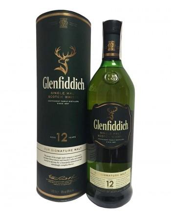 Glenfiddich 12 años
