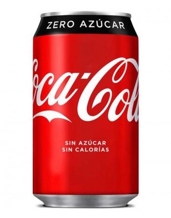 Coca-Cola Zero Tin (24 x330ml)