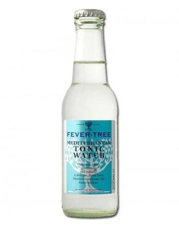 Fever Tree Mediterranean Tonic bottle (24 x 200ml)