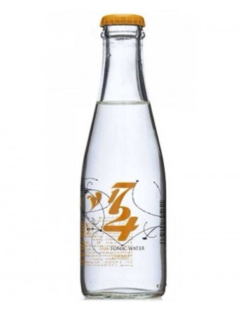 1724 Tonic water 20cl. Pack 24 Units