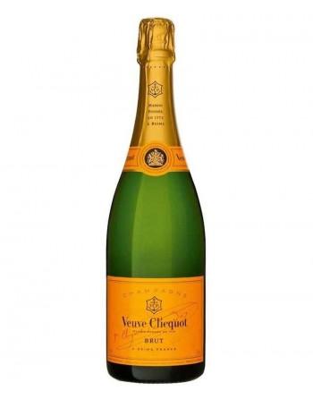 Champagne Veuve Clicquot Brut Yellow Label