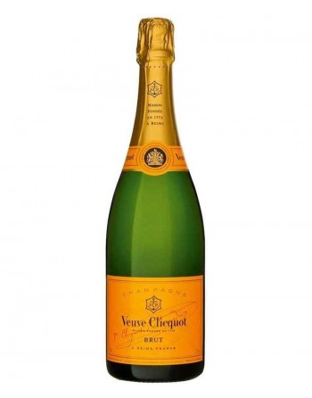 Veuve Clicquot Brut Yellow Label