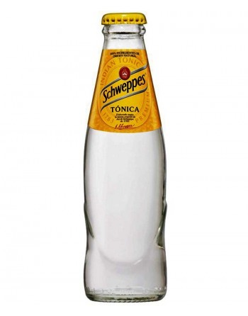 Tónica Schweppes Pack 24 botellines 25cl.