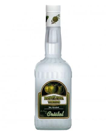 Apple Liqueur Alcohol Free La Cepa de Cristal