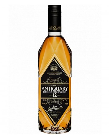 Whisky The Antiquary 12 Años