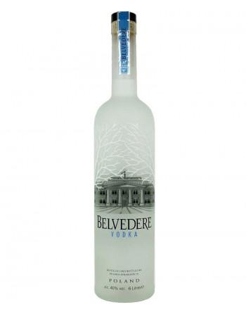 Vodka Belvedere 6 litros luminoso