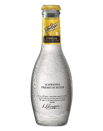 Schweppes Heritage Tonic Pack 24 Units 20cl.