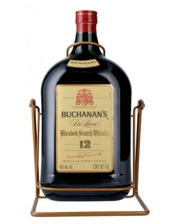 Whisky Buchanan's 12 años 4,5L