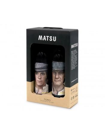 Pack 2 botellas Matsu El Pícaro y Matsu El Recio en caja de cartón