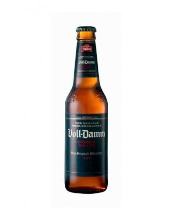Cerveza Voll Damm Estrellas Pack 24 Botella 33cl.