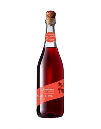 Vino Lambrusco Maestri del Casale Rosado