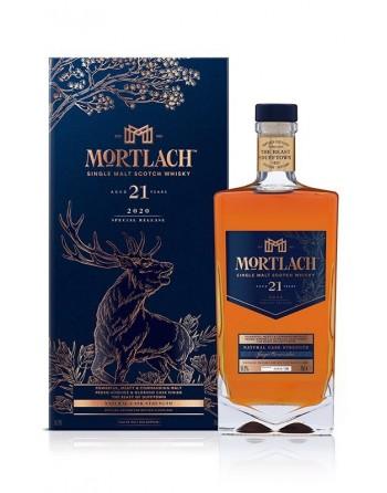 Whisky Mortlach 21 Años