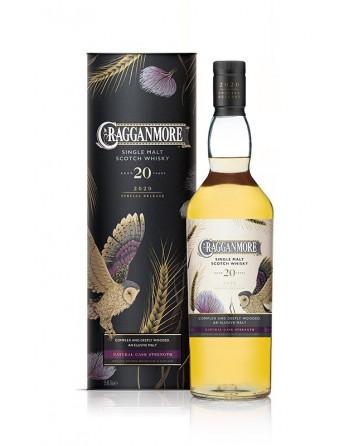 Whisky Cragganmore 20 años