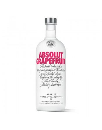 Vodka Absolut Grapefruit 1L