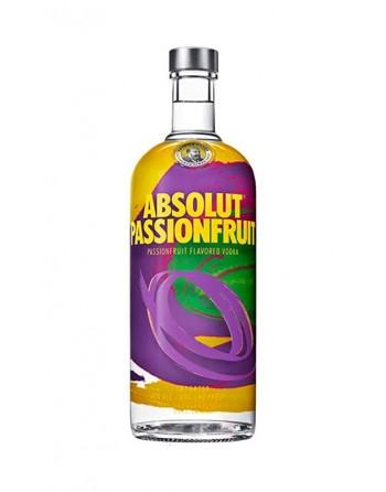 Vodka Absolut Passion Fruit 1L