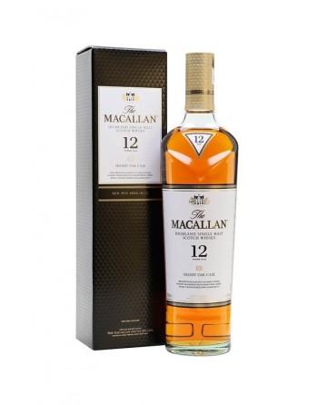 The Macallan Sherry Oak 12 Años