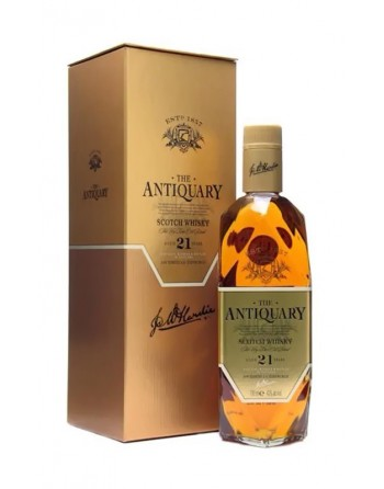 The Antiquary 21 Años