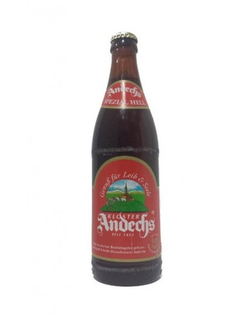 Cerveza Spezial Hell Botella 50cl.