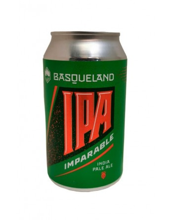 Imparable IPA Beer Tin 33cl.