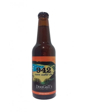942 Beer Bottle 33cl.