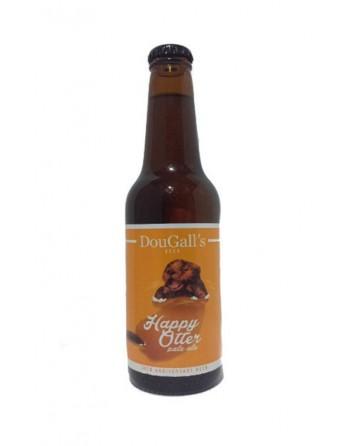 Cerveza Happy Otter Botella 33cl.