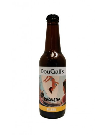 Cerveza Raquera Botella 33cl.