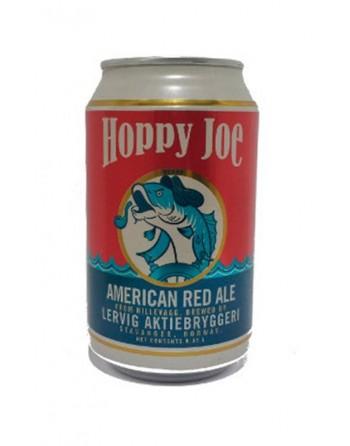 Cerveza Hoppy Joe Lata 33cl.