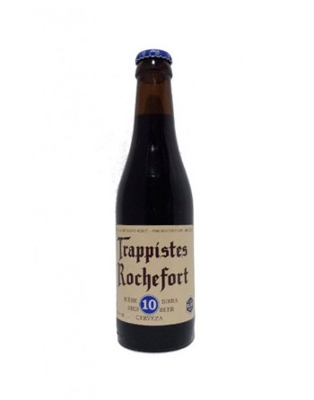 Trappistes 10 Beer Bottle 33cl.