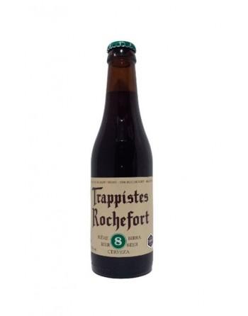 Cerveza Trappistes 8 Botella 33cl.