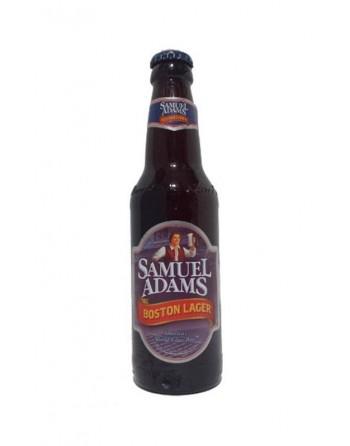 Boston Lager Beer Bottle 33cl.