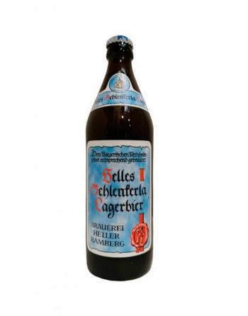 Cerveza Helles Lagerbier Botella 50cl.