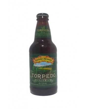 Cerveza Torpedo Extra IPA Botella 33cl.