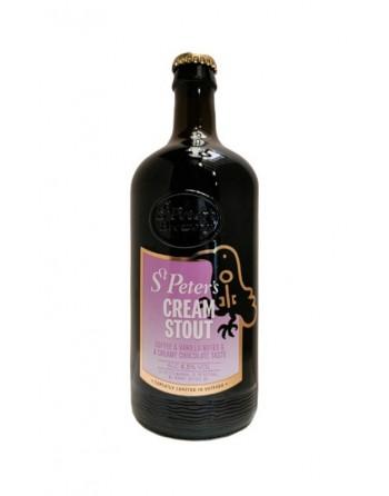 Cerveza Cream Stout Botella 50cl.