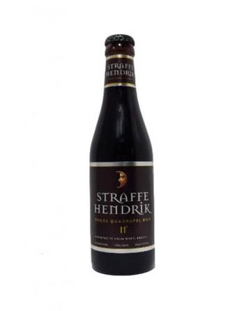 Brugs Quadrupel Beer Bottle 33cl.