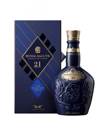 Chivas Royal Salute 21 Year Old Whisky