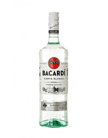 Bacardi Rum 1L.