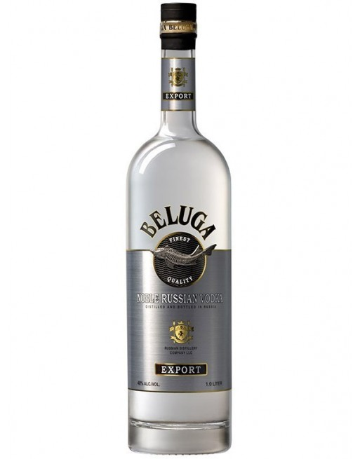 Vodka Beluga Noble Russian 1lt.