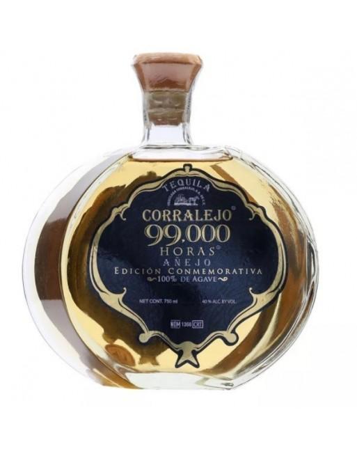 Tequila Corralejo 99.000 horas