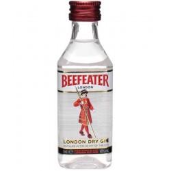 Miniatura Beefeater 12 unidades