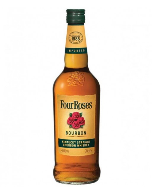 Whisky Four Roses Bourbon 70cl.