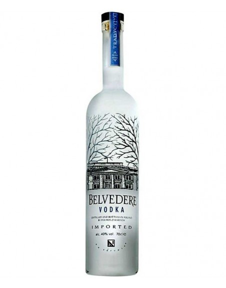 Vodka Belvedere 70cl.