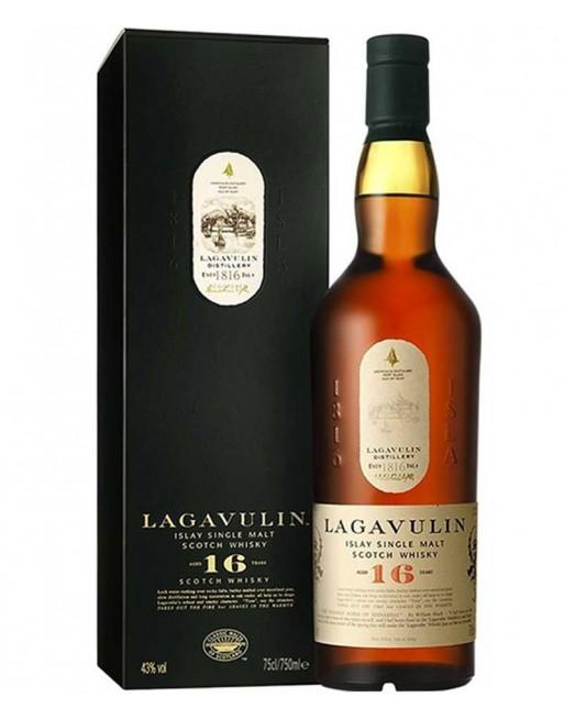 Whisky Lagavulin 16 años 70cl.
