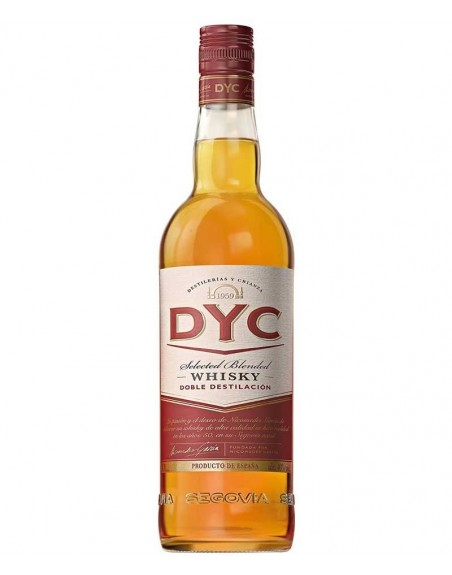 Whisky DYC 1 LITRO