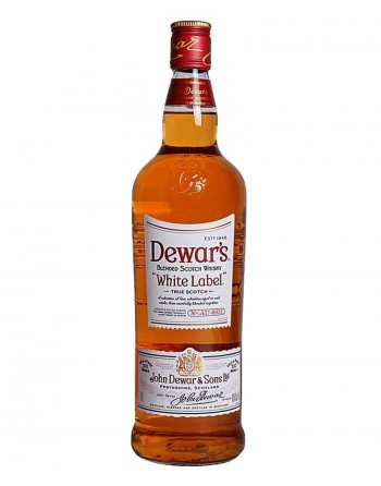 Whisky Dewar's White Label 1L