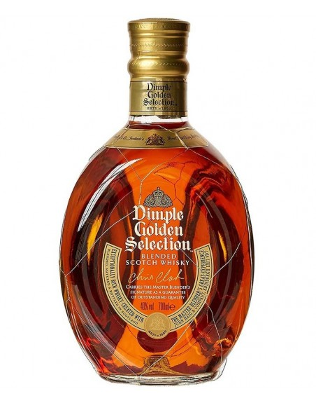 Whisky Dimple Golden Selection 70cl.