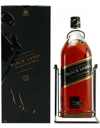 Whisky Johnnie Walker Black Label 4,5L