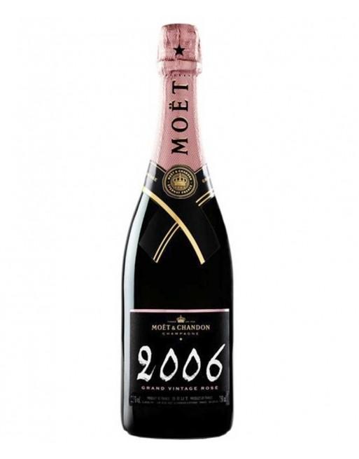 Champagne Moët & Chandon Grand Vintage Rosé 75cl. Sin estuche