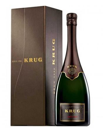 Champagne Krug Vintage 1998 75cl con estuche.